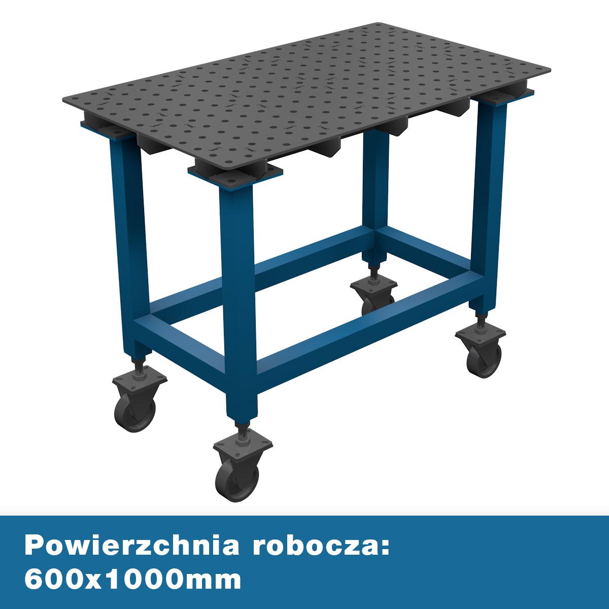 AASCO E600X1000F16JP - stół montażowo spawalniczy