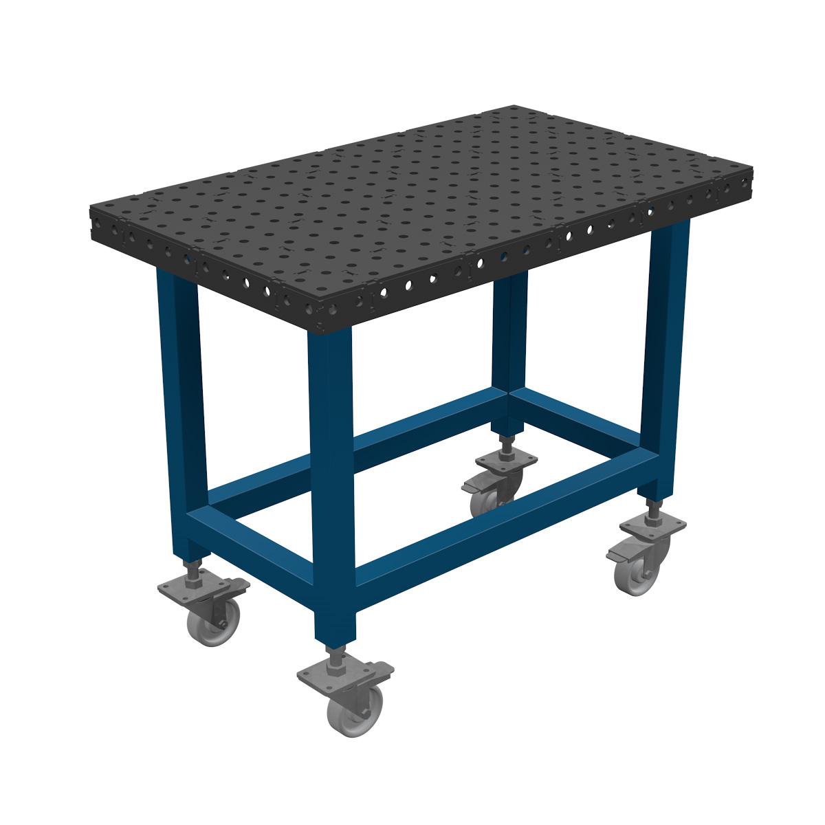 AASCO EP600X1000F16JP - stół montażowo spawalniczy